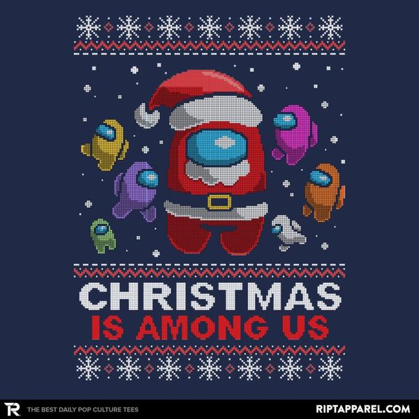 Christmas is Among Us