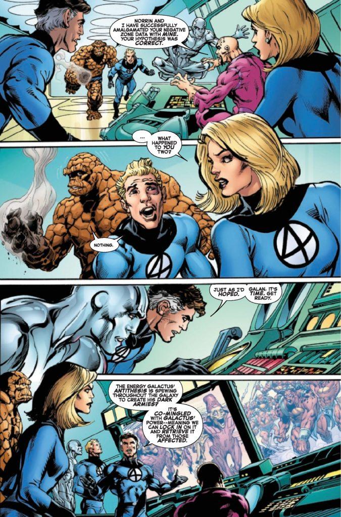 Fantastic Four: Antithesis #3  Page 3