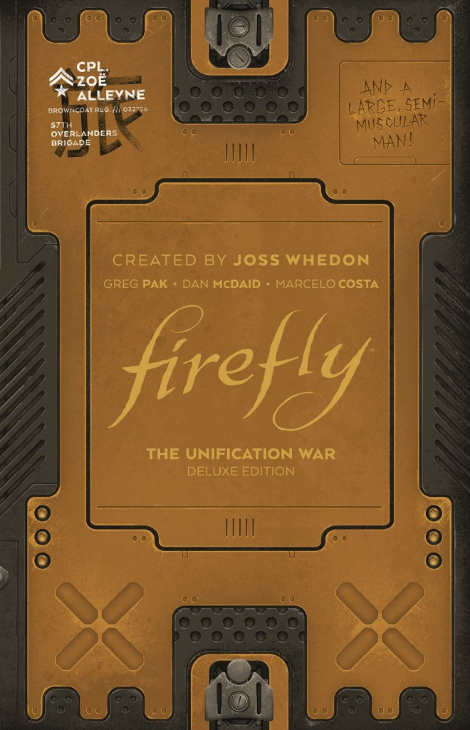 Firefly: The Unification War