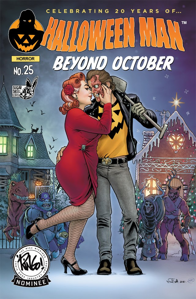 Halloween Man: Beyond October