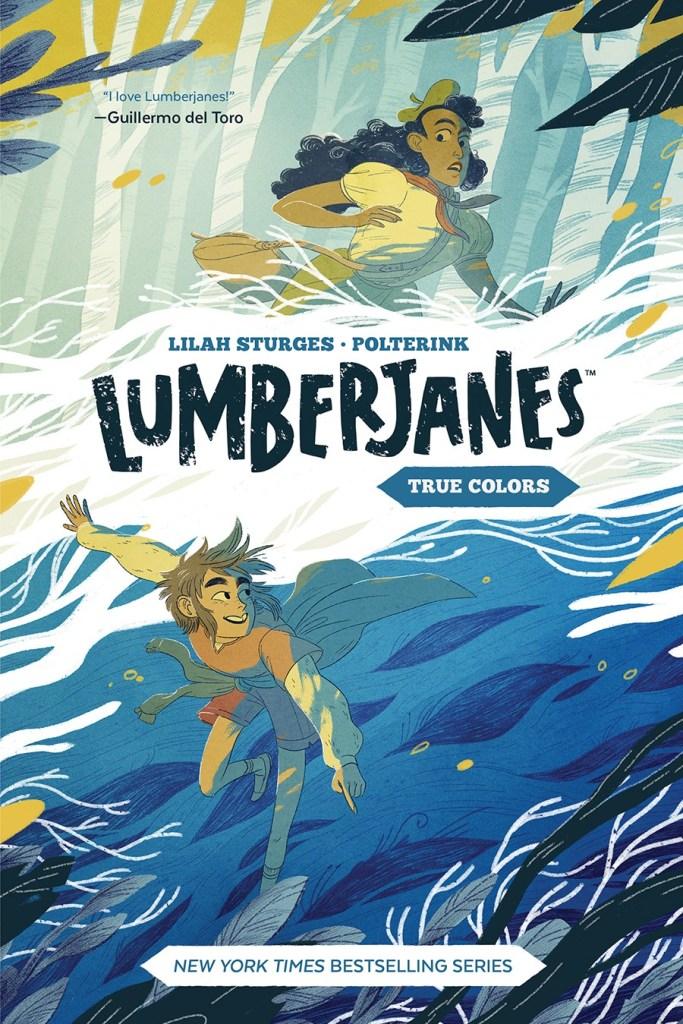 Lumberjanes Vol. 3 True Colors