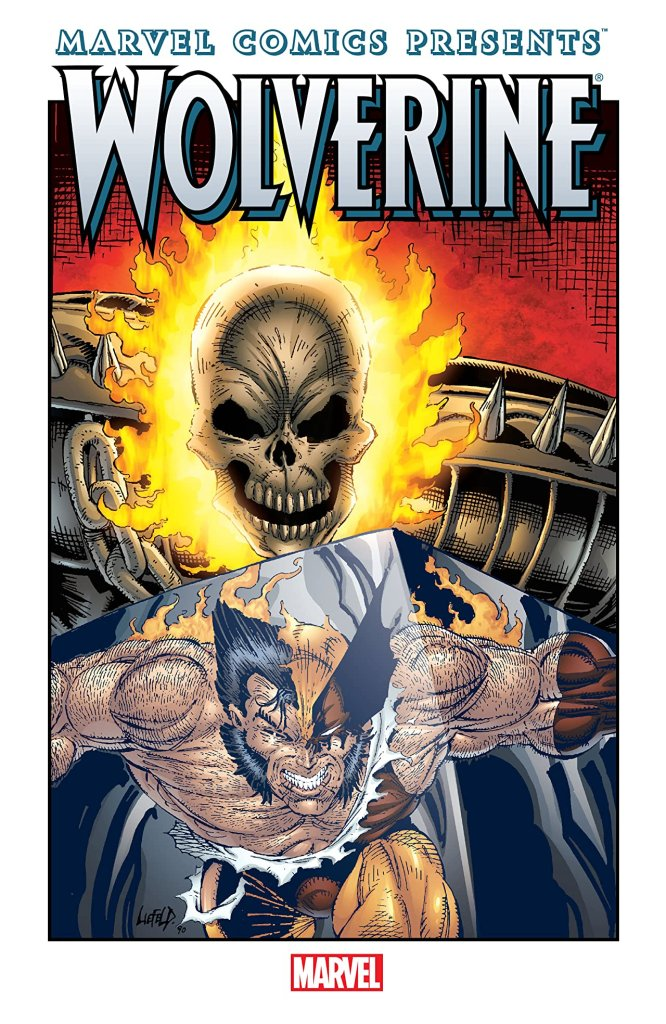 Marvel Comics Presents Wolverine Vol. 4