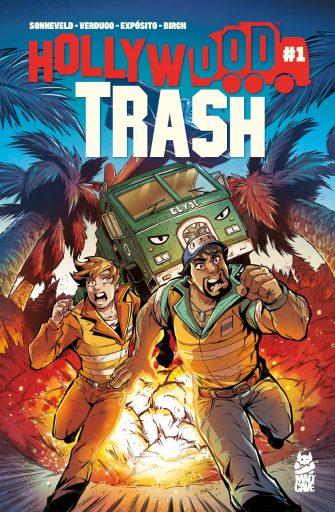 Hollywood Trash #1