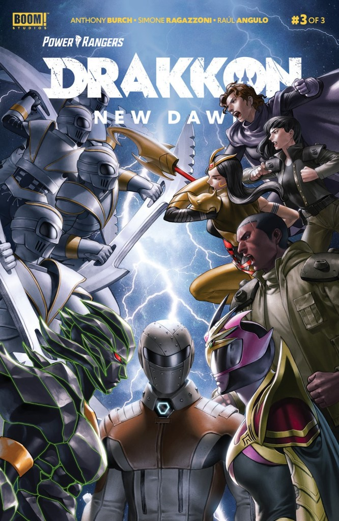 Power Rangers: Drakkon New Dawn #3
