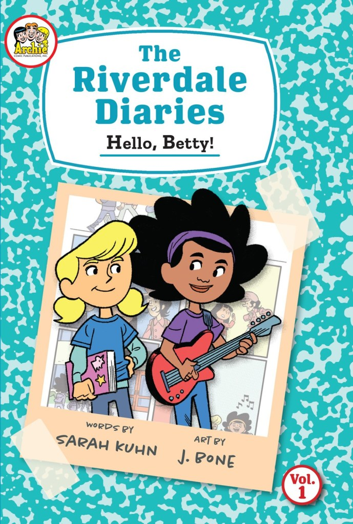 RIVERDALE DIARIES VOL. 1: HELLO BETTY (TP/HC)