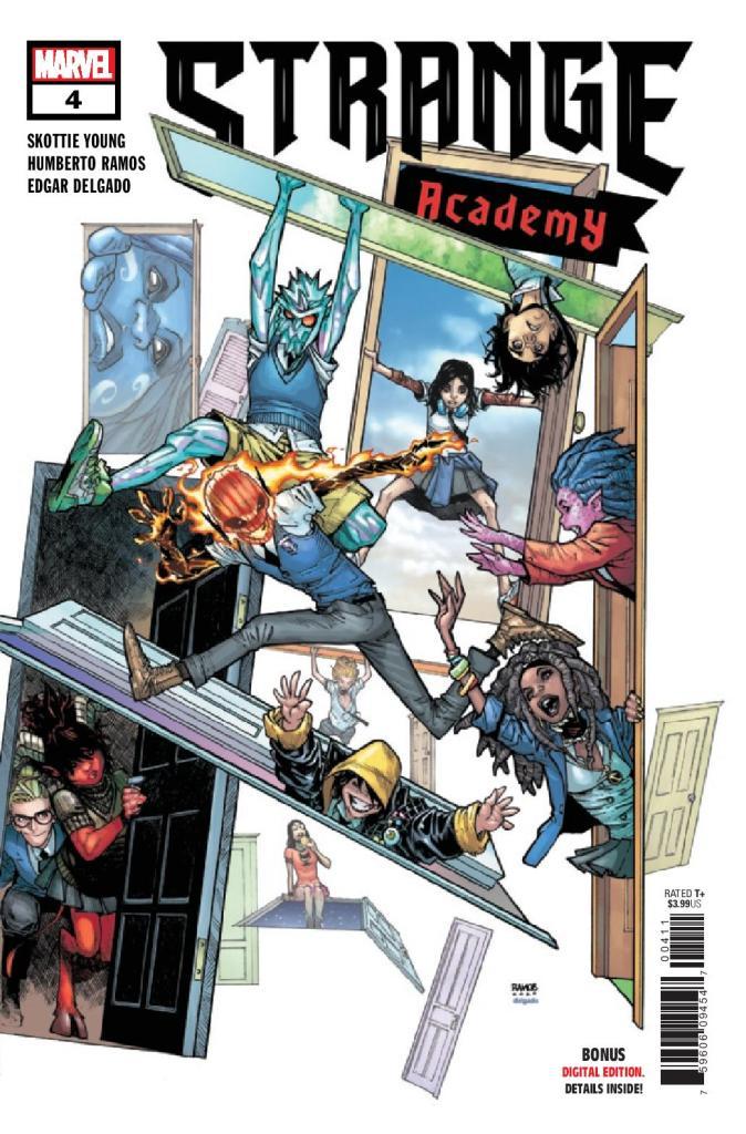 Strange Academy #4