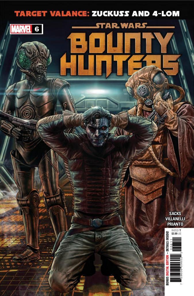 Star Wars: Bounty Hunters #6