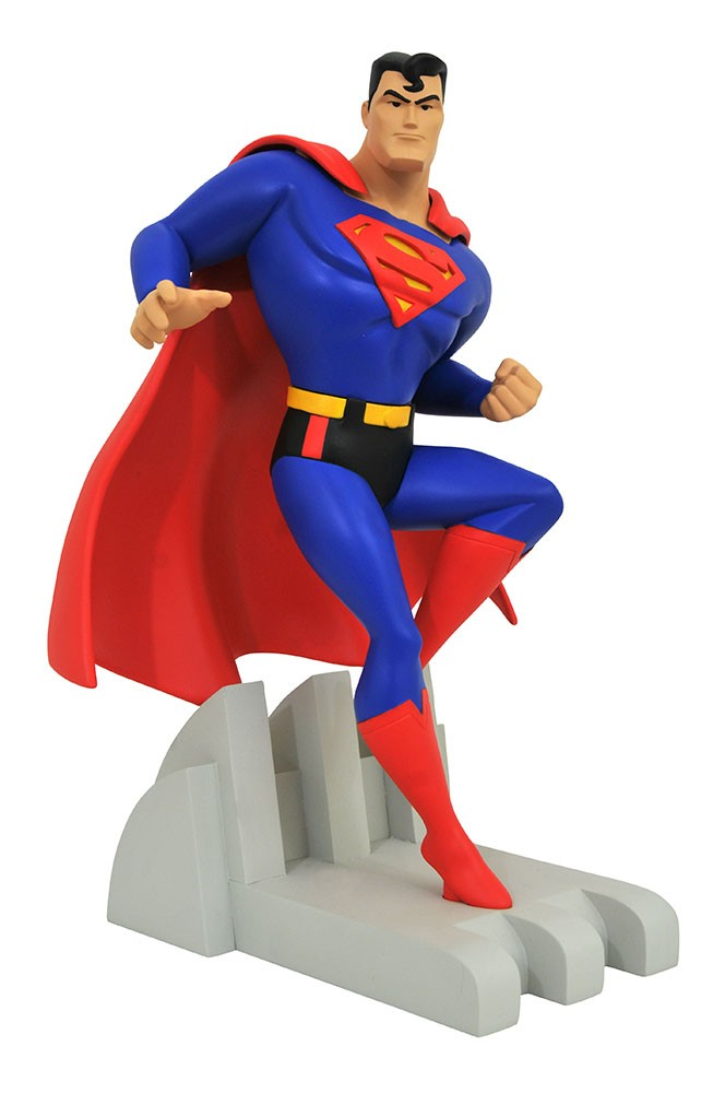 DC TV Premier Collection Justice League Superman Statue
