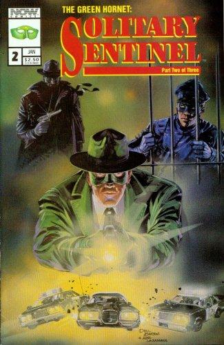 The Green Hornet: Solitary Sentinel #1