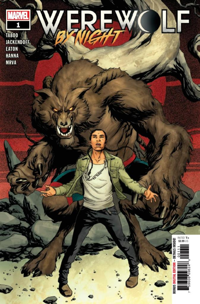 Werewolf By Night #1 (of 4)