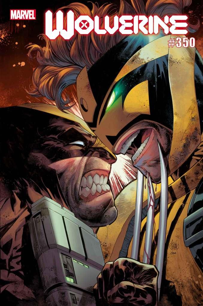 Wolverine #350
