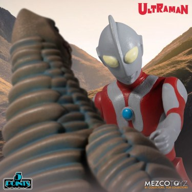 5 Points Ultraman & Red King Boxed Set