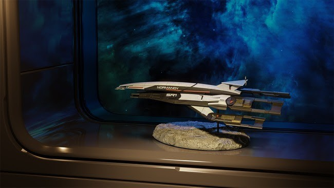Alliance Normandy SR-1 Replica