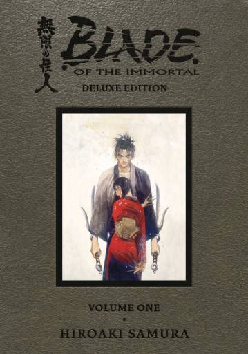 BLADE OF THE IMMORTAL DELUXE EDITION VOL. 1
