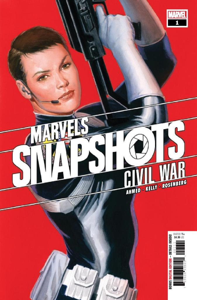 Marvels Snapshots: Civil War