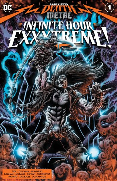 Dark Nights: Death Metal Infinite Hour Exxxtreme!