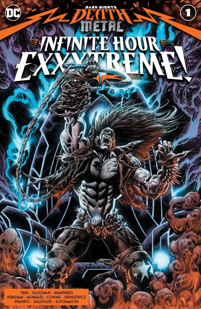 Dark Nights: Death Metal Infinite Hour Exxxtreme #1