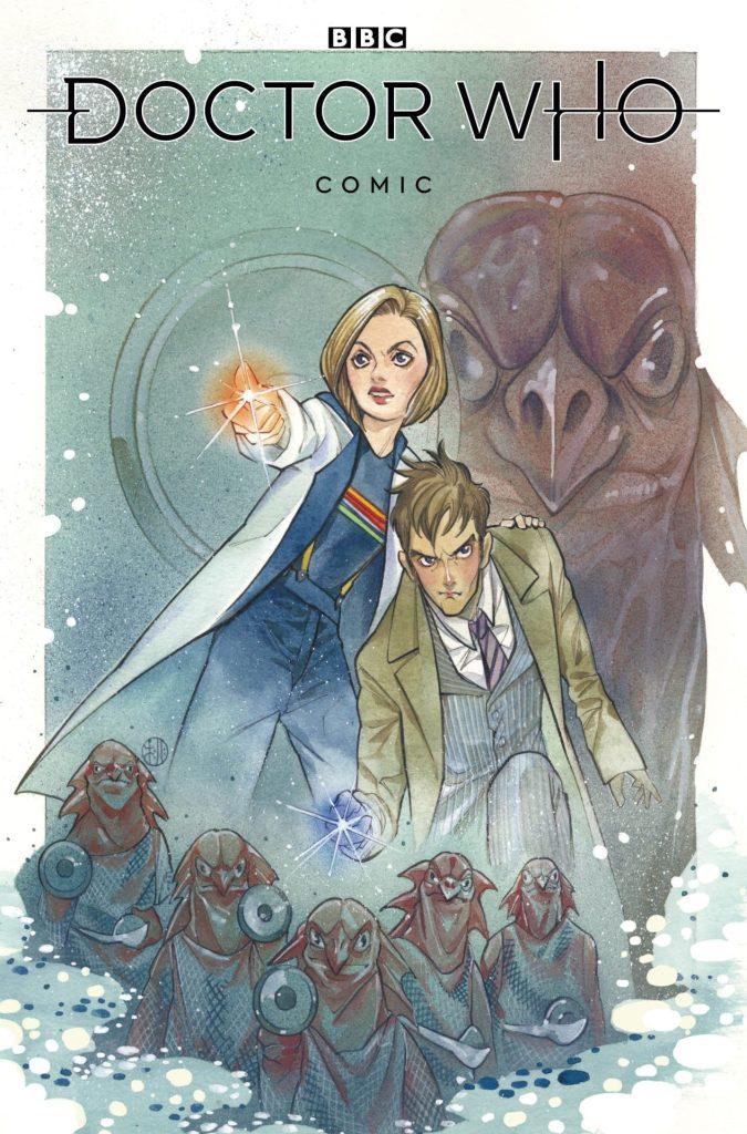 Doctor Who Comics #1
