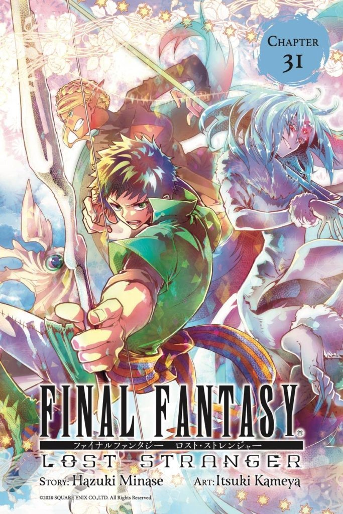 Final Fantasy Lost Stranger #31