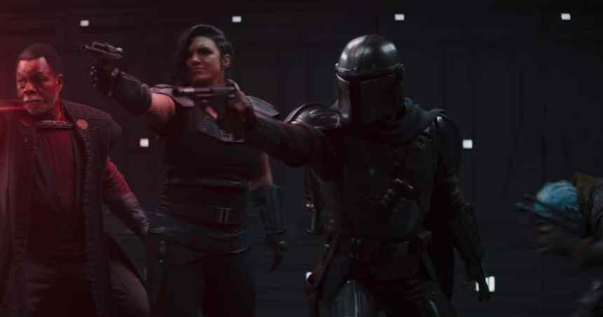 "THE MANDALORIAN S2E4 ""CHAPTER 12: THE SIEGE"""