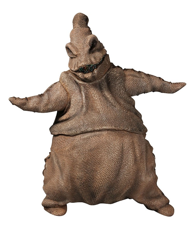 Nightmare Before Christmas Deluxe Oogie Boogie AF