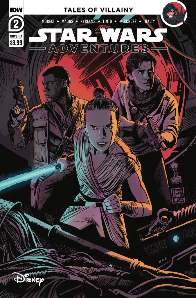 Star Wars Adventures: #2