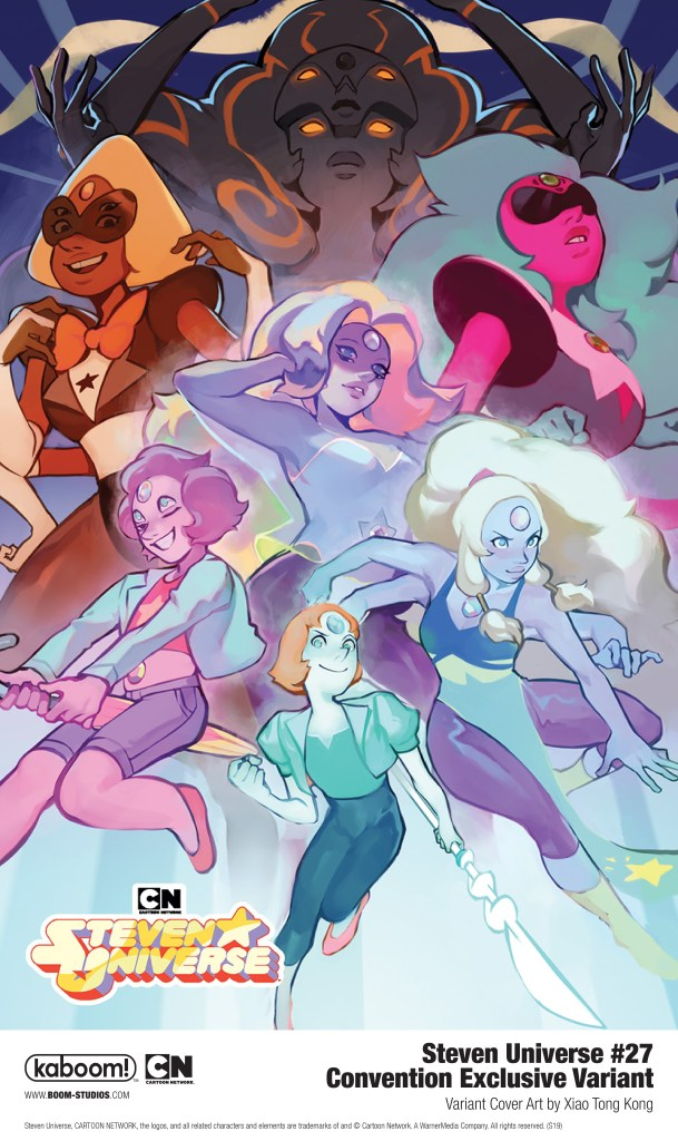 Steven Universe #27 Convention Exclusive Variant