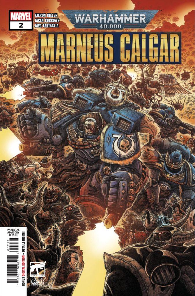 Warhammer 40K: Marneus Calgar #2 (of 5)