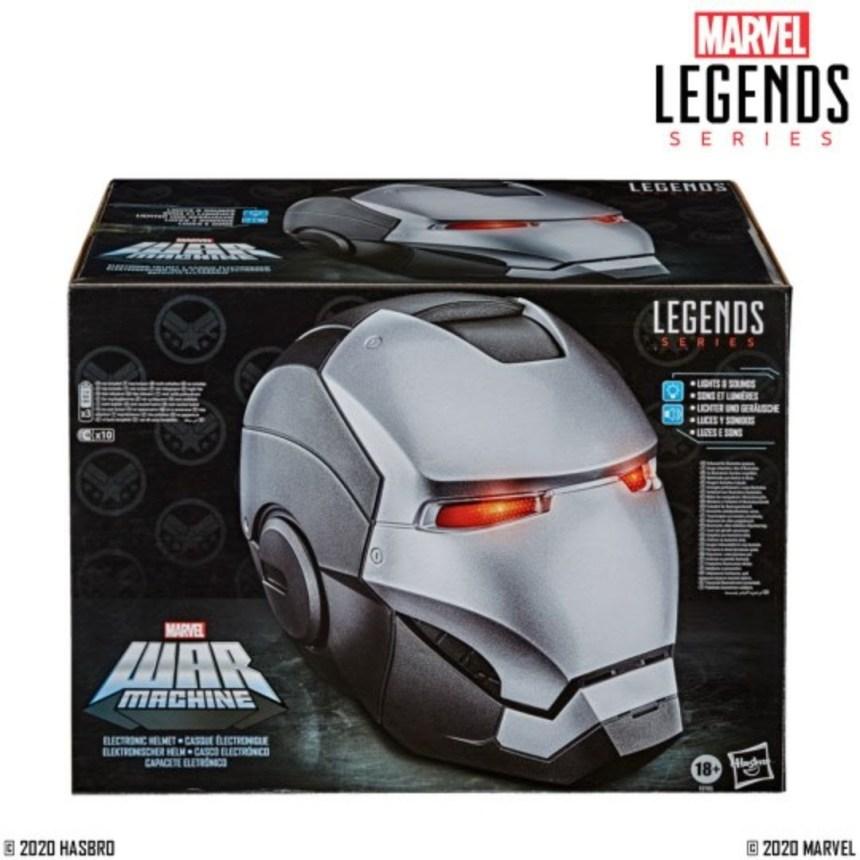 War Machine Marvel Legends Series