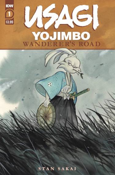 Usagi Yojimbo: Wanderers Road #1