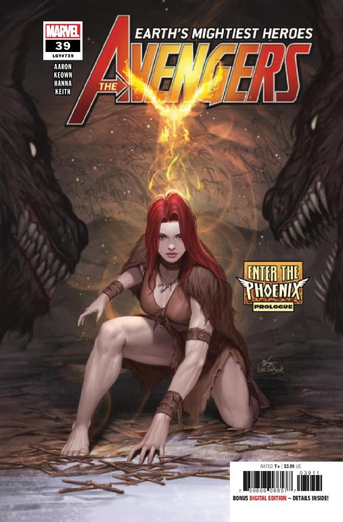 The Avengers #39
