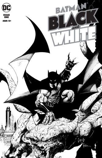 Batman: Black & White #1