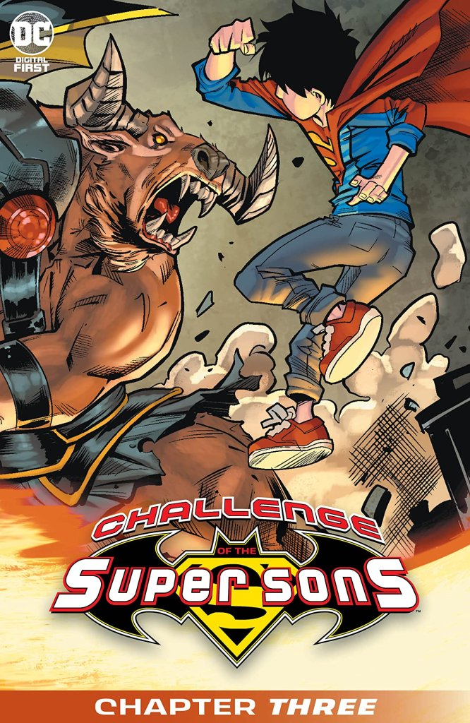 Challenge of the Super Sons (2020-) #3