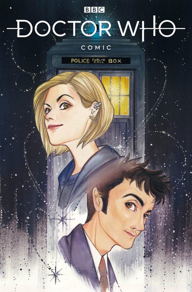 Doctor Who Comic #2