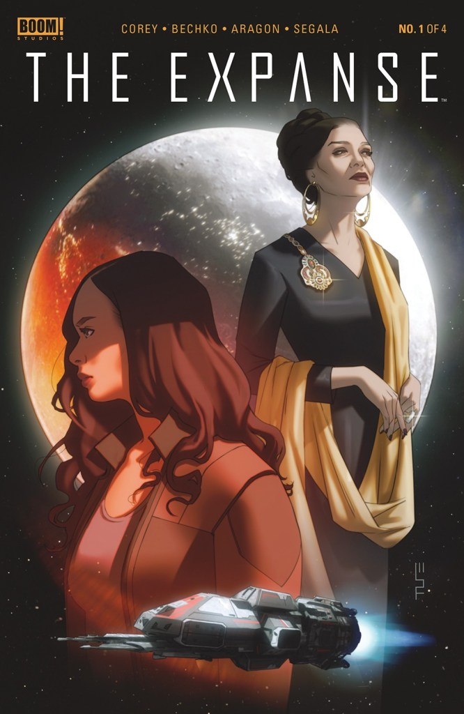 The Expanse #1 (of 4)