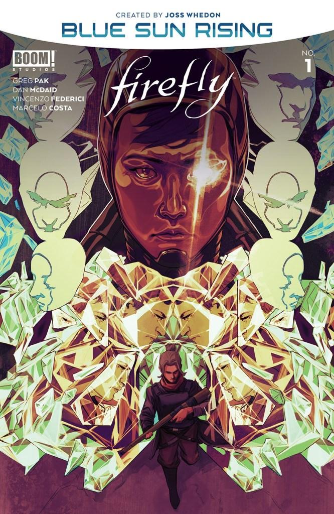 Firefly: Blue Sun Rising #1