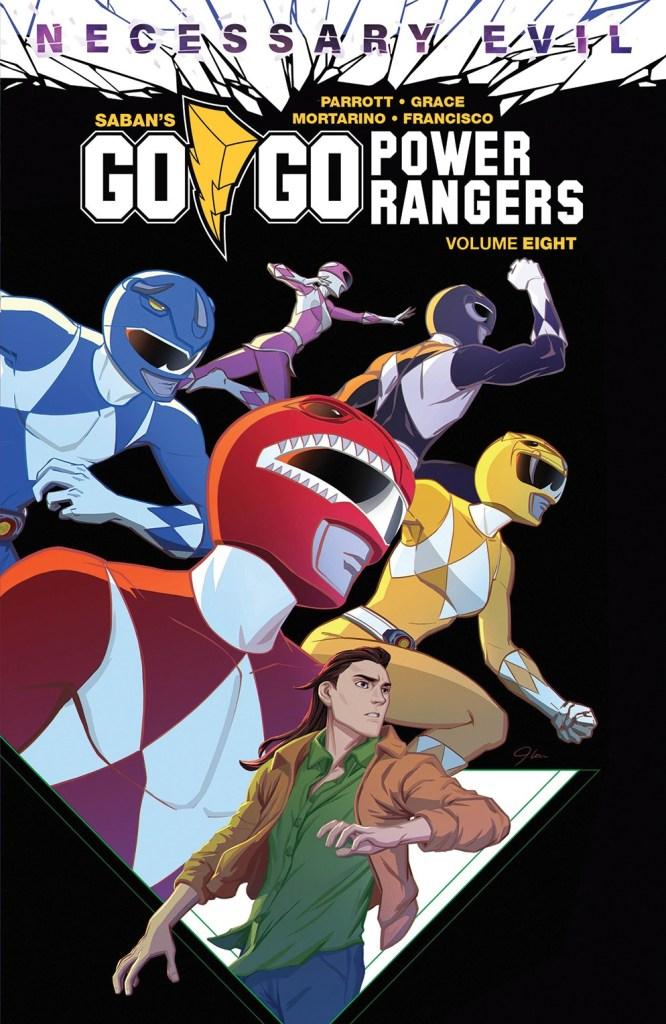 Go Go Power Rangers Vol. 8