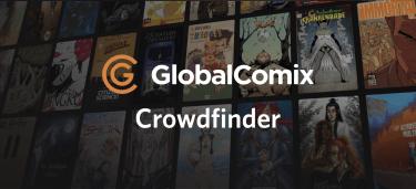 GlobalComix Crowdfinder