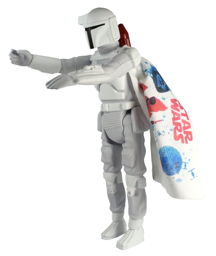 Boba Fett Prototype Jumbo Action Figure