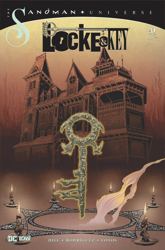 Locke & Key/Sandman: Hell & Gone #0