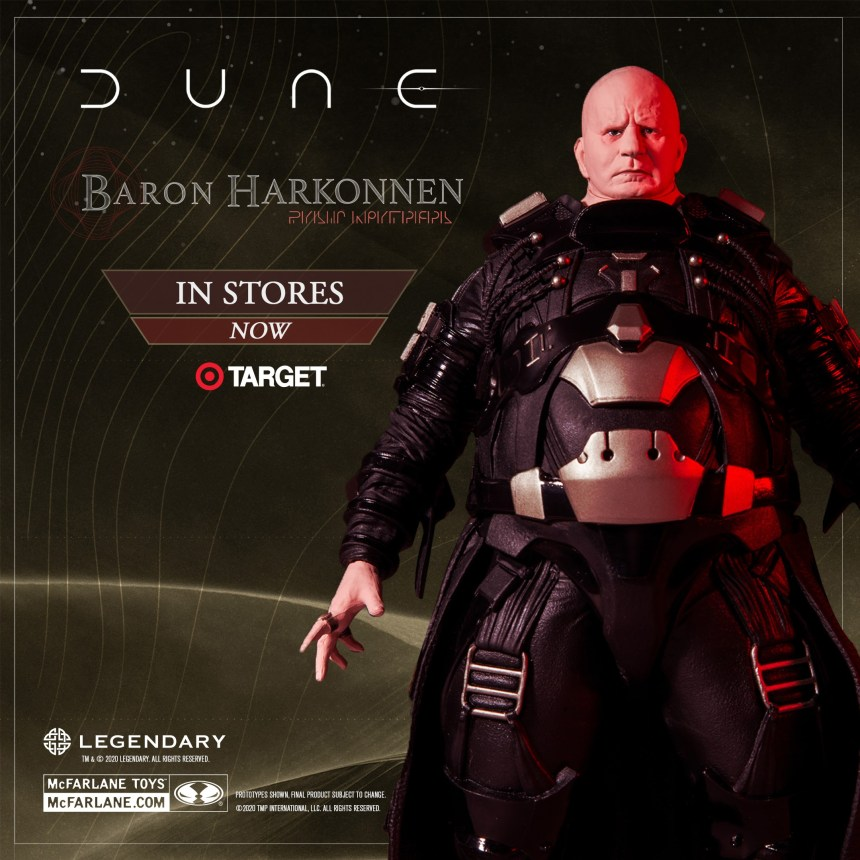 Baron Vladimir Harkonnen