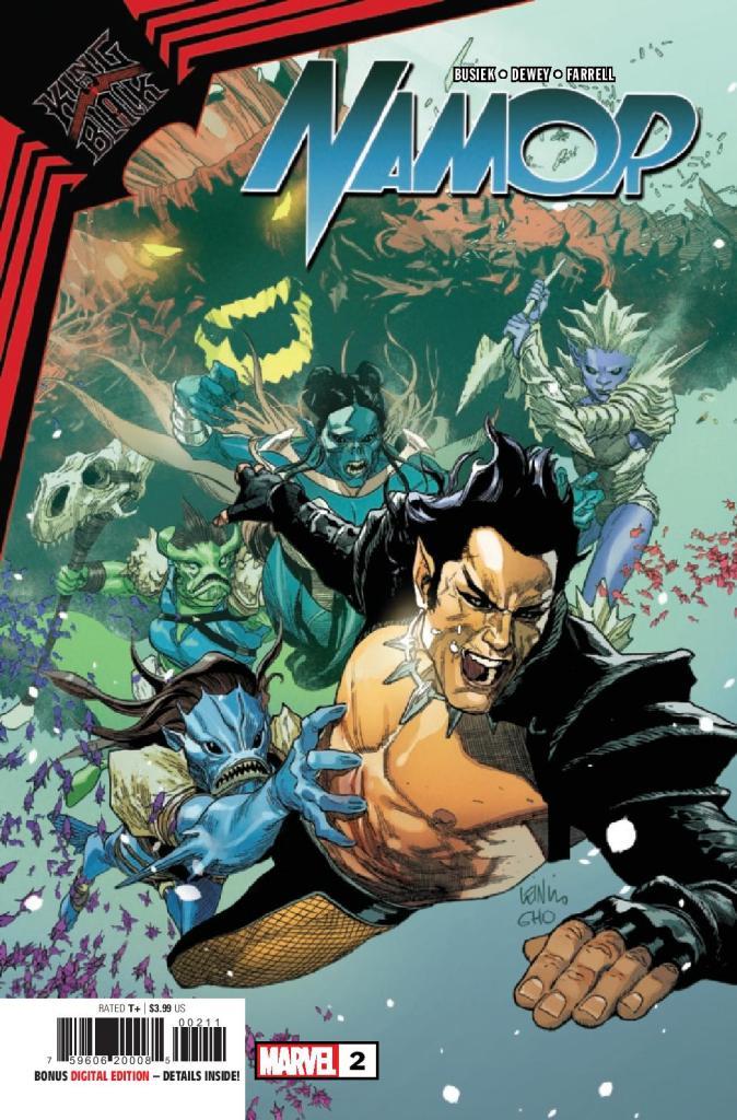 King in Black: Namor #2 (of 5)