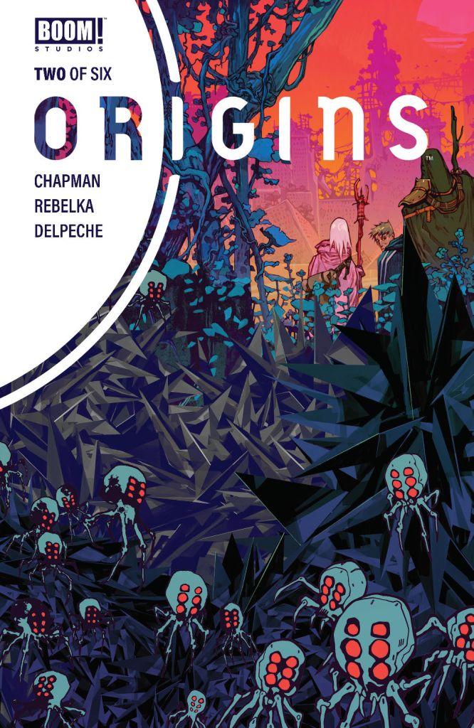Origins #2 (of 6)