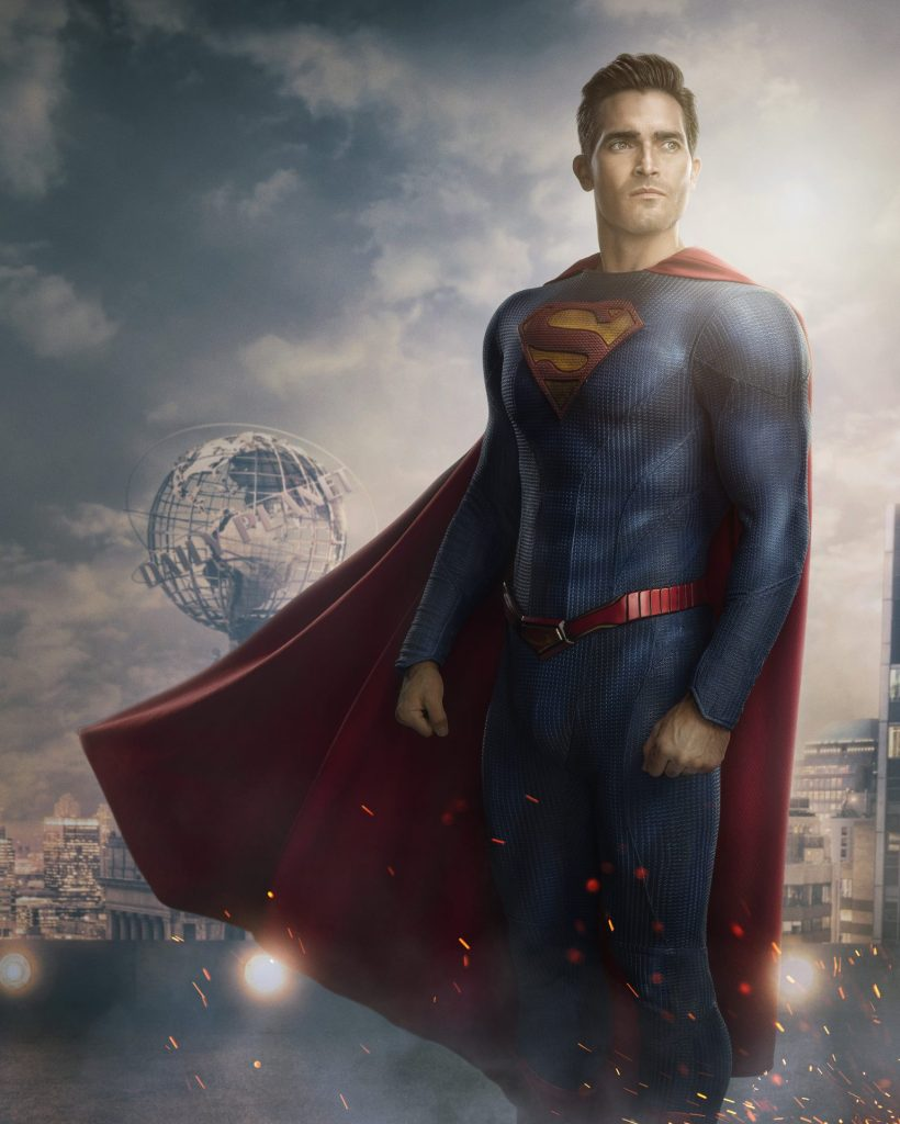 Tyler Hoechlin Superman & Lois