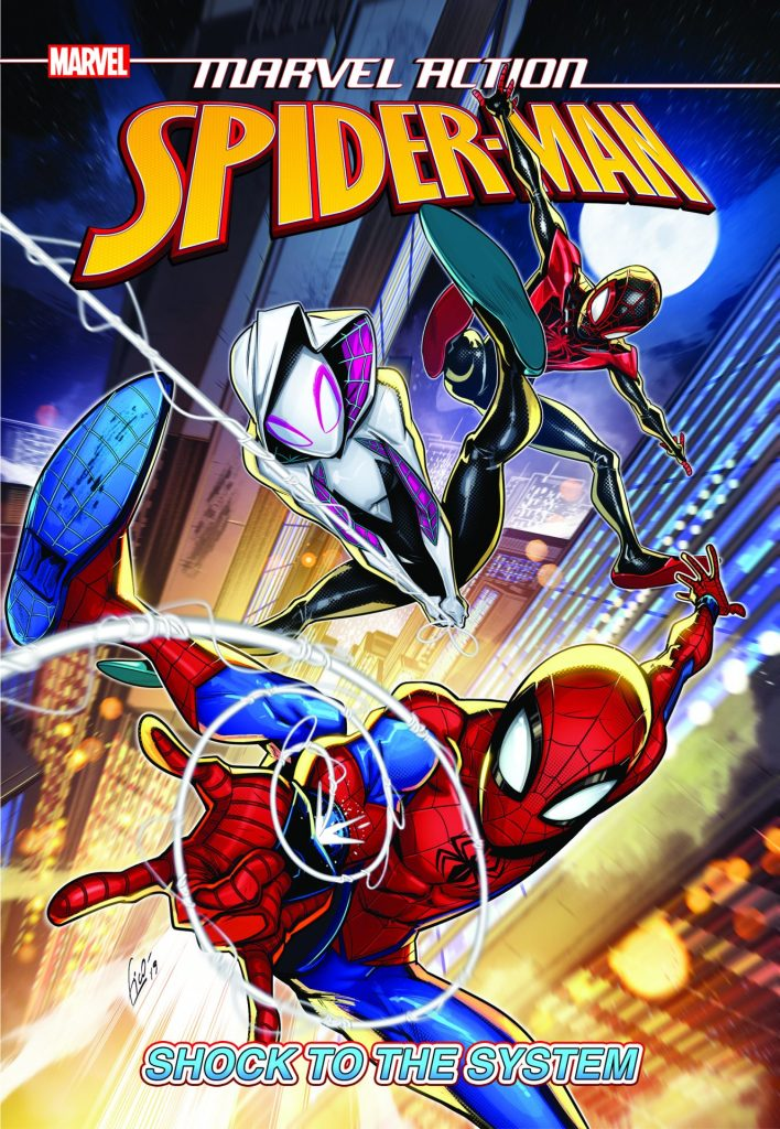 Marvel Action: Spider-Man - Shock to the System