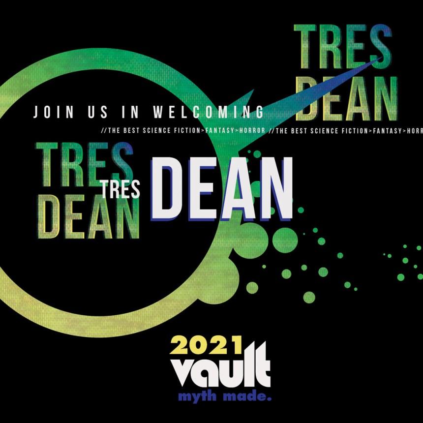 Tres Dean Vault Comics