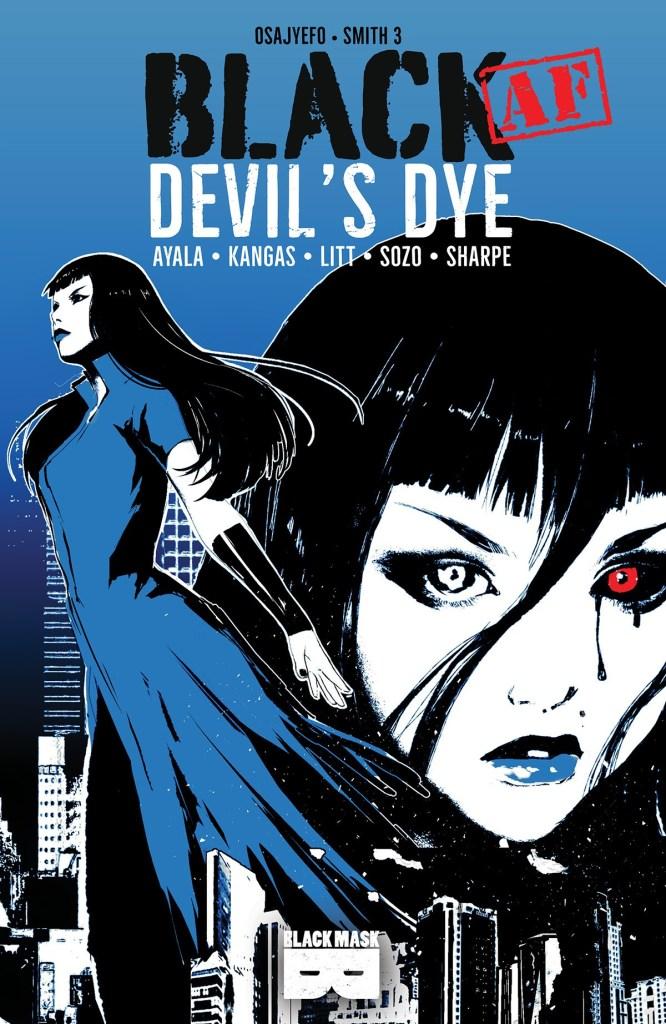 BLACK [AF] DEVIL'S DYE