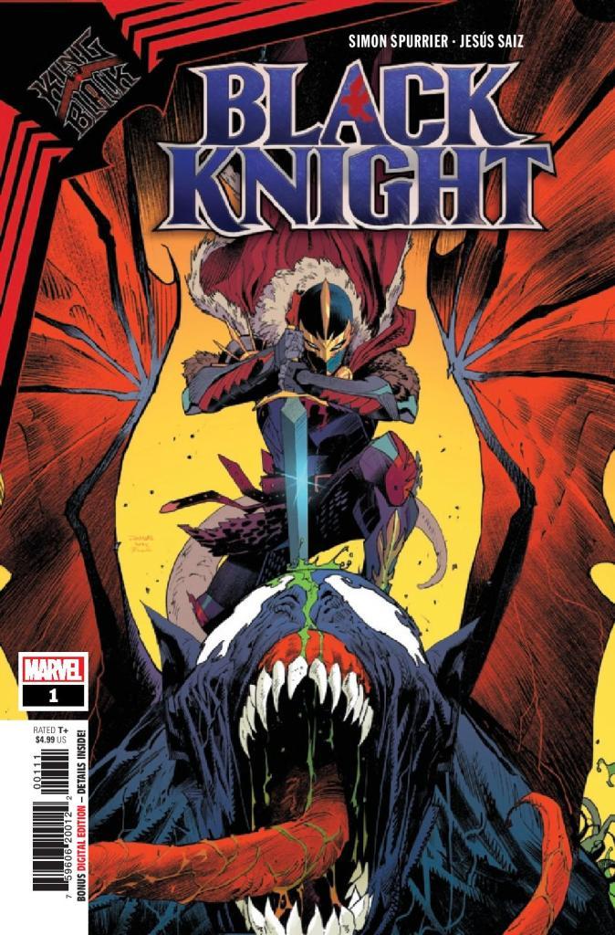 King in Black: Black Knight #1