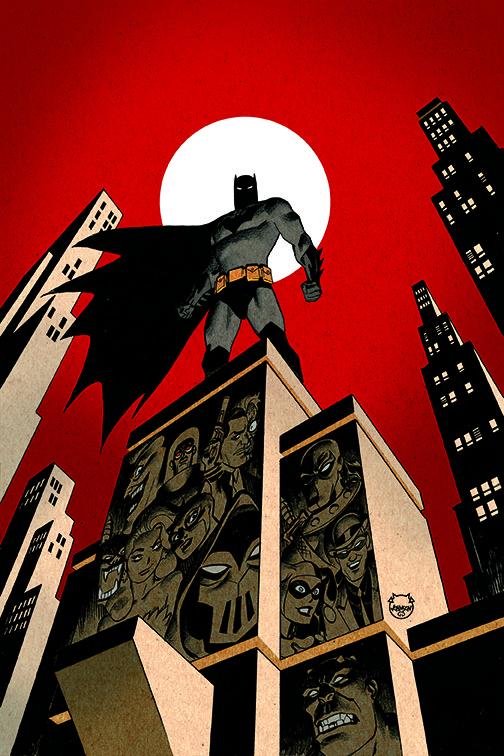 BATMAN: THE ADVENTURES CONTINUE TP