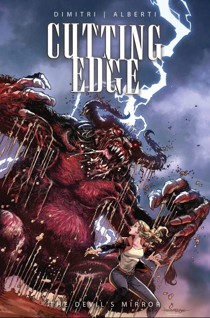 Cutting Edge: Devil's Mirror #1 (of 2)